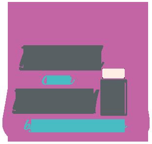 Bolsa com Batom 382479eb28