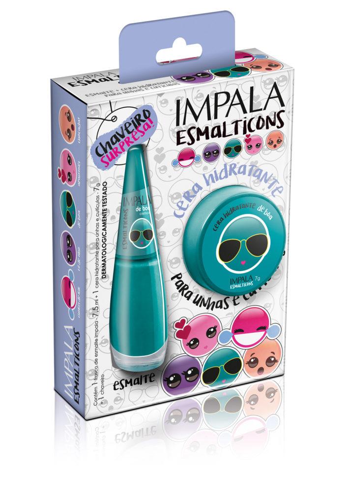 A Cera proporciona hidratação  e nutrição das unhas e emoliência das cutículas. Disponível em cinco cores.
