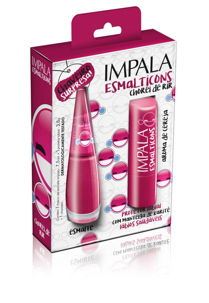 Disponível em 5 tonalidades e ativos exclusivos para cada aroma.
