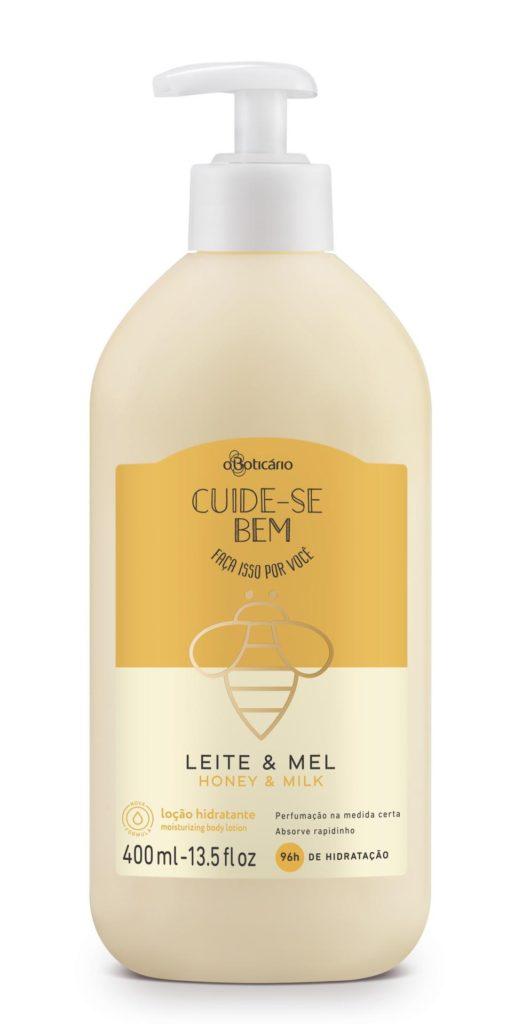 As Fragrâncias estão disponíveis também na versão maior, com 400 ml.